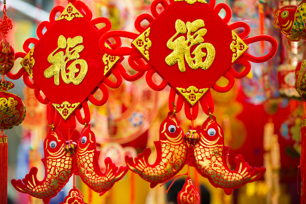 Chinese New Year: Part I