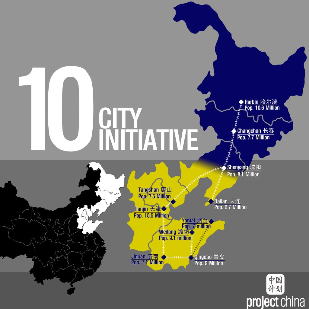 Taking the Initiative: Ten Cities